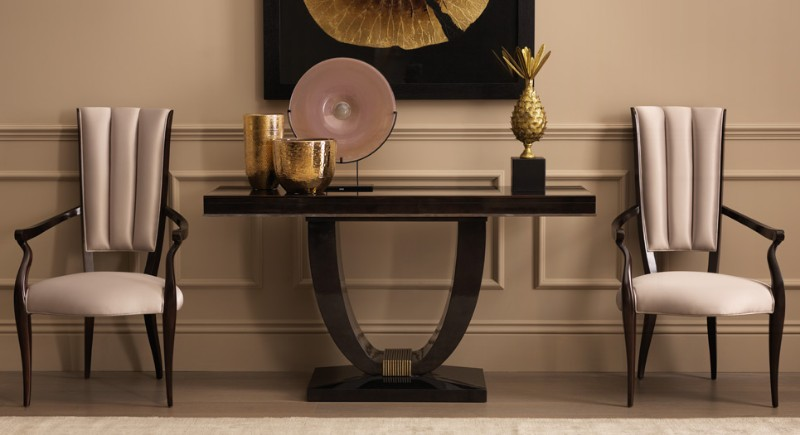 black console tables Black Console Tables Are A Trend To Stay Black Console Tables Are A Trend To Stay davidson