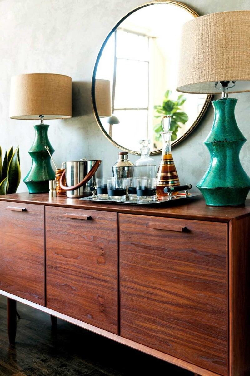 Console Tables How To Turn Console Tables Into a Bar How To Turn Console Tables Into a Bar 12