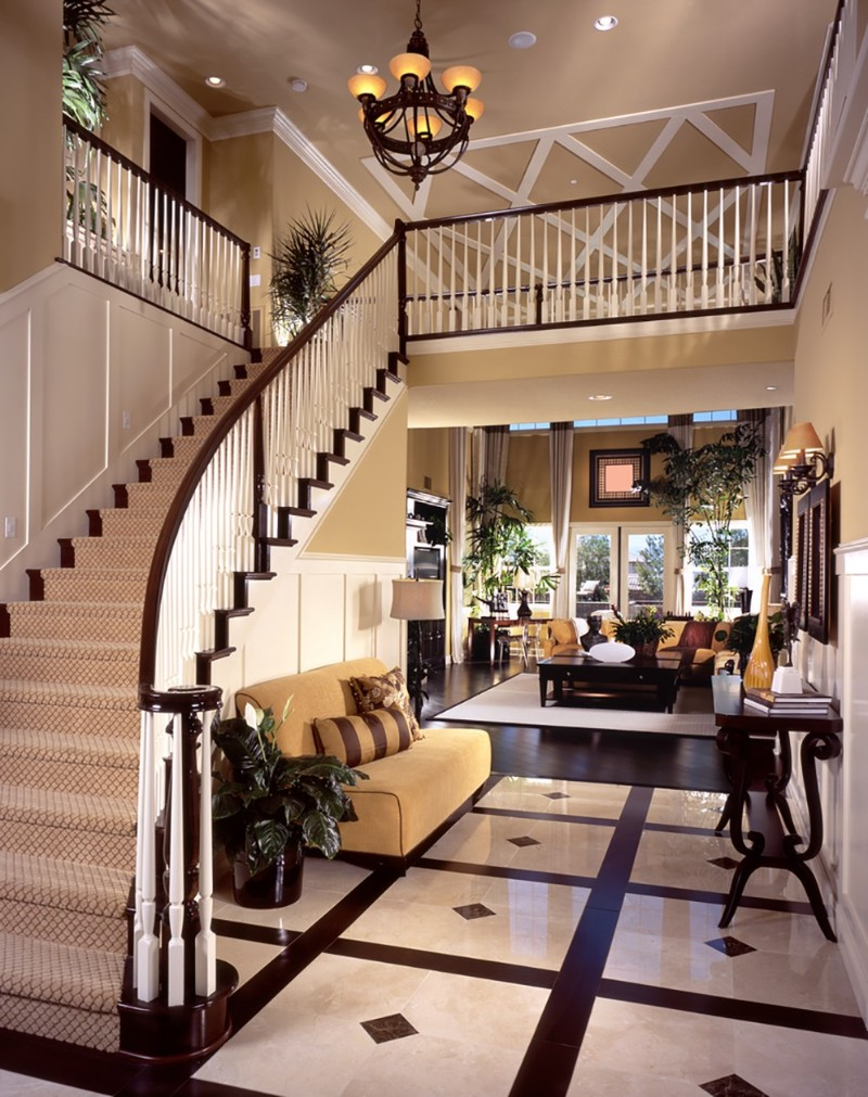 Console table The Best Grand Foyer Console Table Designs The Best Grand Foyer Console Table Designs 2