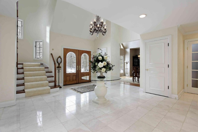 console table Console table The Best Grand Foyer Console Table Designs The Best Grand Foyer Console Table Designs 5