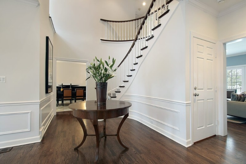Console table The Best Grand Foyer Console Table Designs The Best Grand Foyer Console Table Designs 7