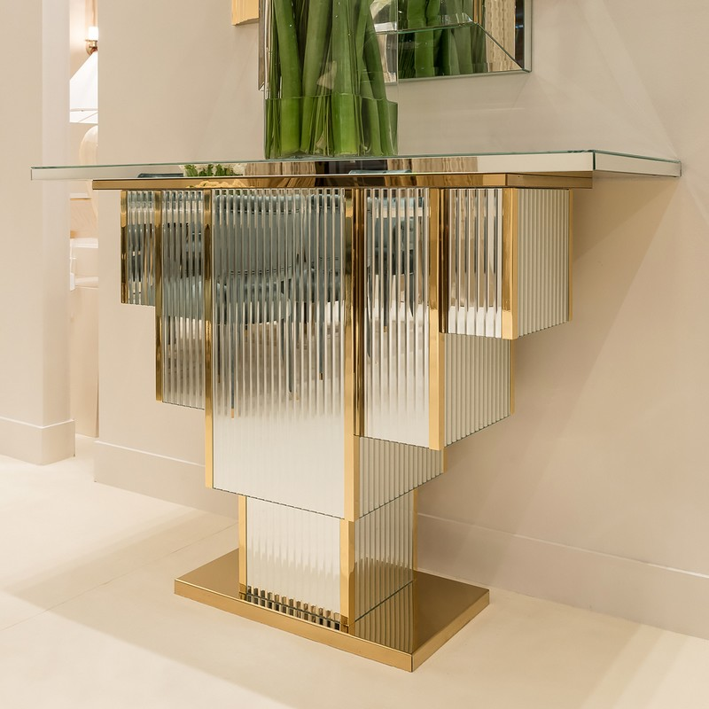 The Best Sculptural Console Tables for Your Interior console tables The Best Sculptural Console Tables for Your Interior The Best Sculptural Console Tables for Your Interior10