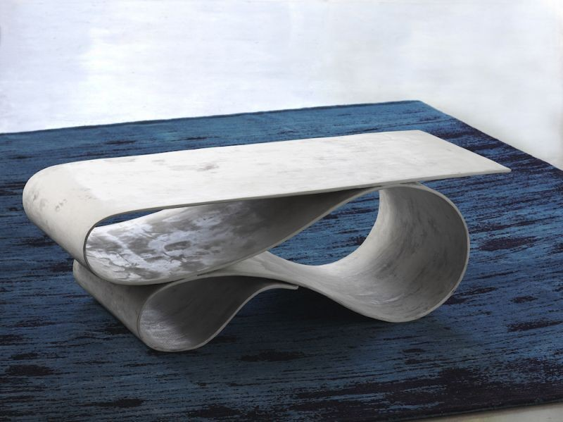Console Table The New Sculptural Console Table by Neal Aronowitz The New Sculptural Console Table by Neal Aronowitz 3