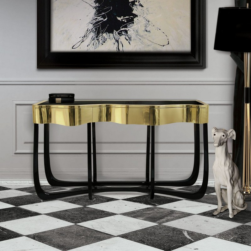 Top Black and Gold Console Tables for Your Interior Top Black and Gold Console Tables for Your Interior Top Black and Gold Console Tables for Your Interior Console tables Top Black and Gold Console Tables for Your Interior Top Black and Gold Console Tables for Your Interior 15