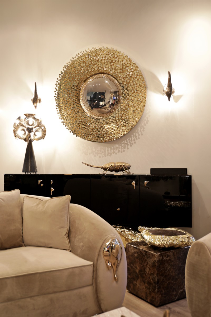 console table 9 Wall Mirrors to Match Your Console Table robin 2