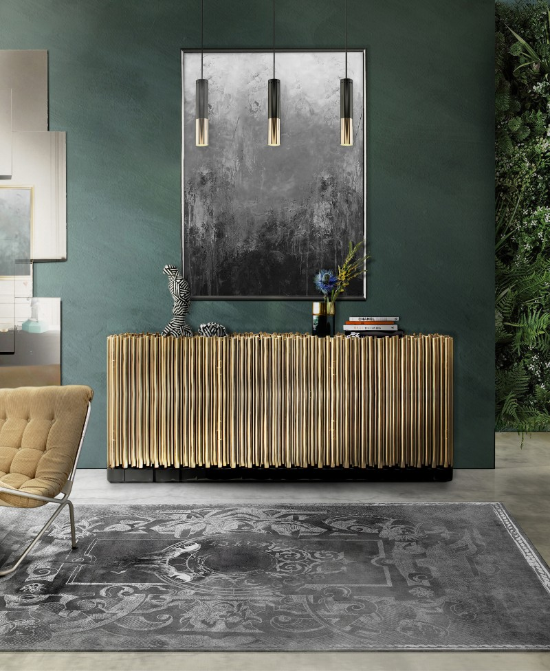 modern sideboards Discover the Most Luxurious Modern Sideboards for Your Home symphony sideboard
