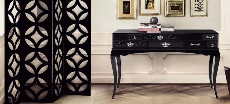 contemporary console tables Furnish Your Entrance With The Best Contemporary Console Tables york modern console table hall table 01 1