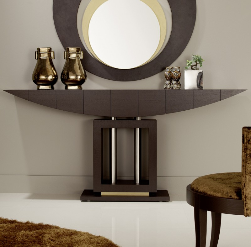 console tables 10 Daring Console Tables with Storage 10 daring console tables 9