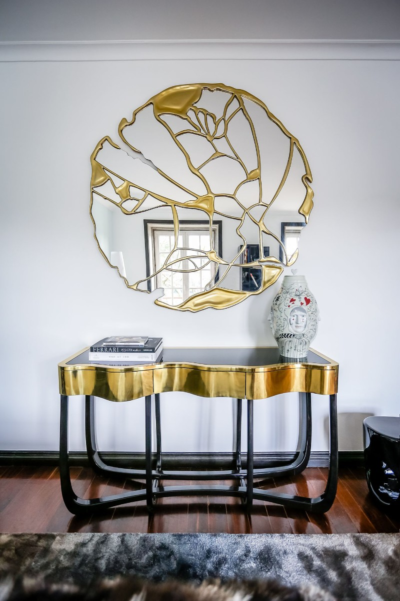 console table Luxury Objects for Decorating Your Console Table Luxury Objects for Decorating Your Console Table 8