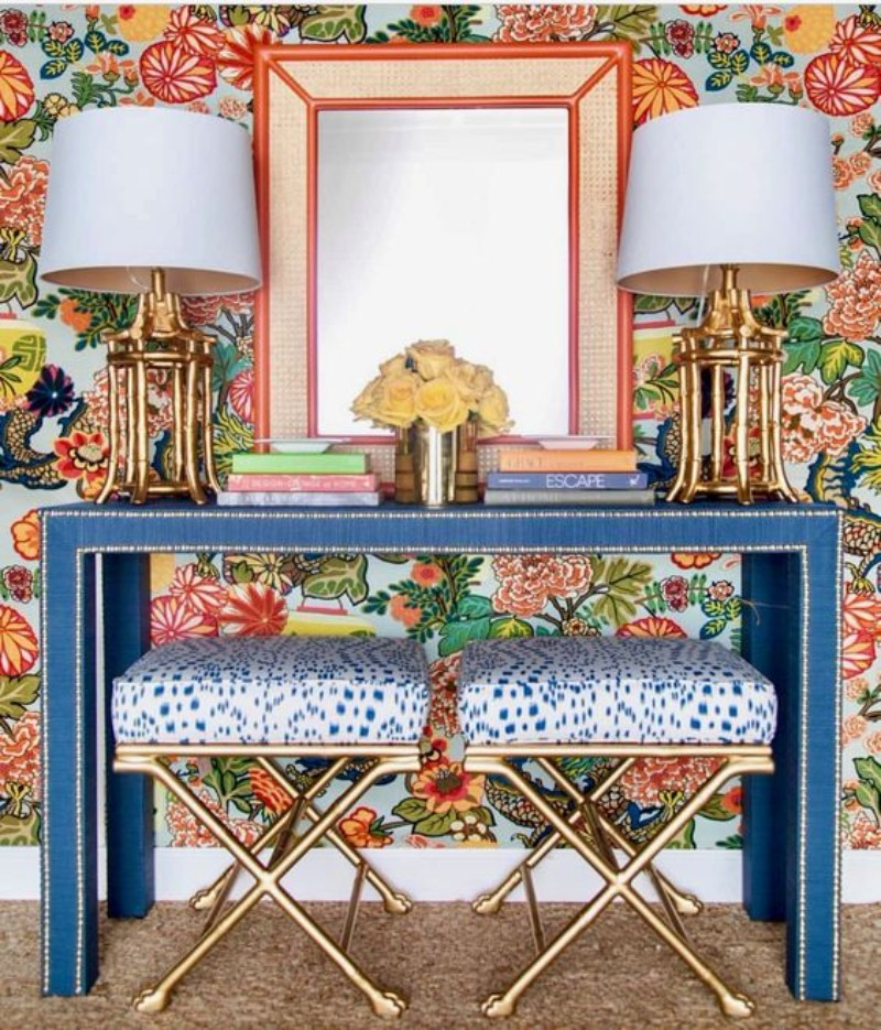 modern console tables Colorful Modern Console Tables for your Entryway Colourful Console Table for your Entryway 4 1
