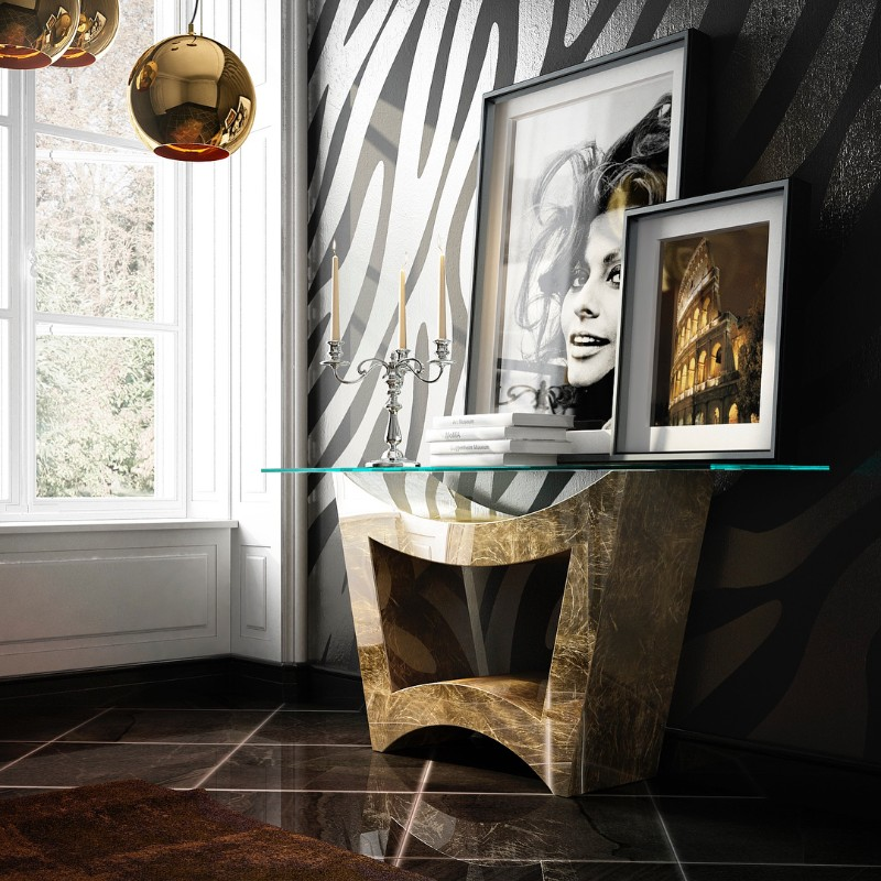 Contemporary decor Contemporary Decor Create a Contemporary Decor With This Console Tables Ideas Create a Contemporary Decor With This Console Tables Ideas2