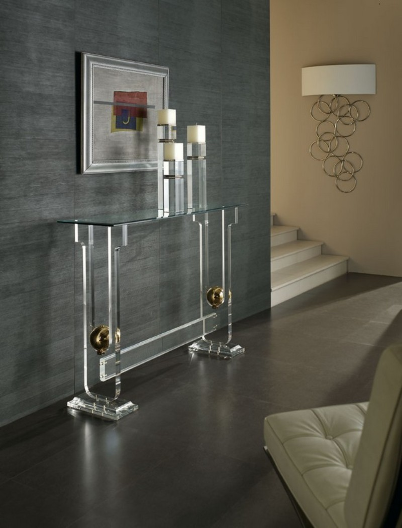 Contemporary decor Contemporary Decor Create a Contemporary Decor With This Console Tables Ideas Create a Contemporary Decor With This Console Tables Ideas3