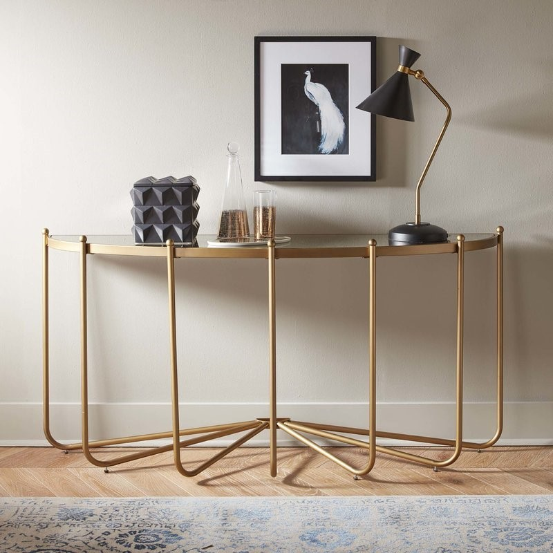 console tables console tables Glass Modern Console Tables For Your Entryway Glass Modern Console Tables For Your Entryway 1