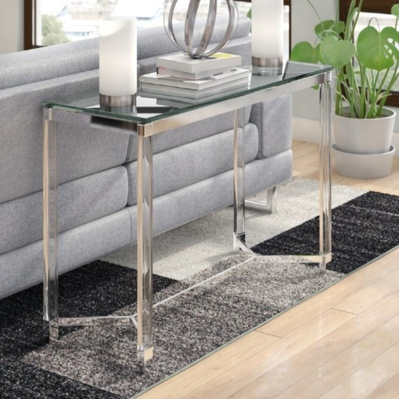 console tables console tables Glass Modern Console Tables For Your Entryway Glass Modern Console Tables For Your Entryway 2 1