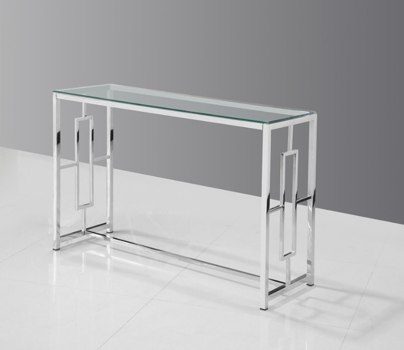 console tables Glass Modern Console Tables For Your Entryway Glass Modern Console Tables For Your Entryway 4 1