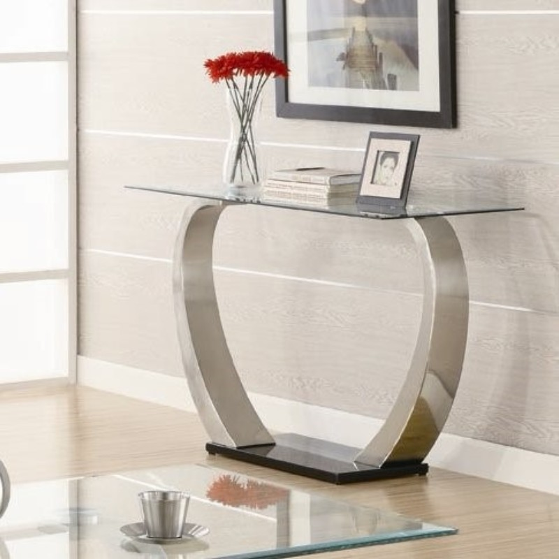 console tables Glass Modern Console Tables For Your Entryway Glass Modern Console Tables For Your Entryway 9