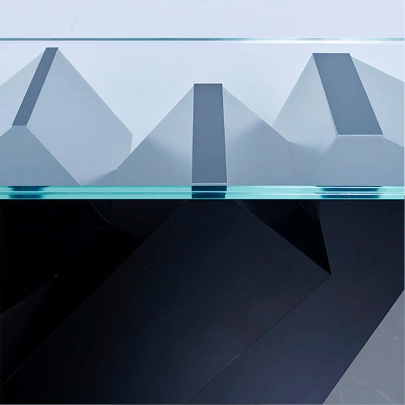 console table Monolith Console Table by Duffy London Monolith Console Table by Duffy London 4