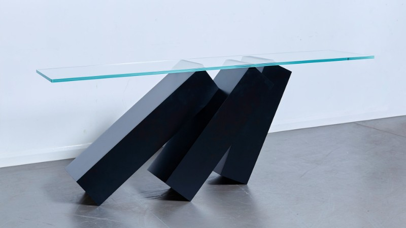 console table Monolith Console Table by Duffy London Monolith Console Table by Duffy London 7