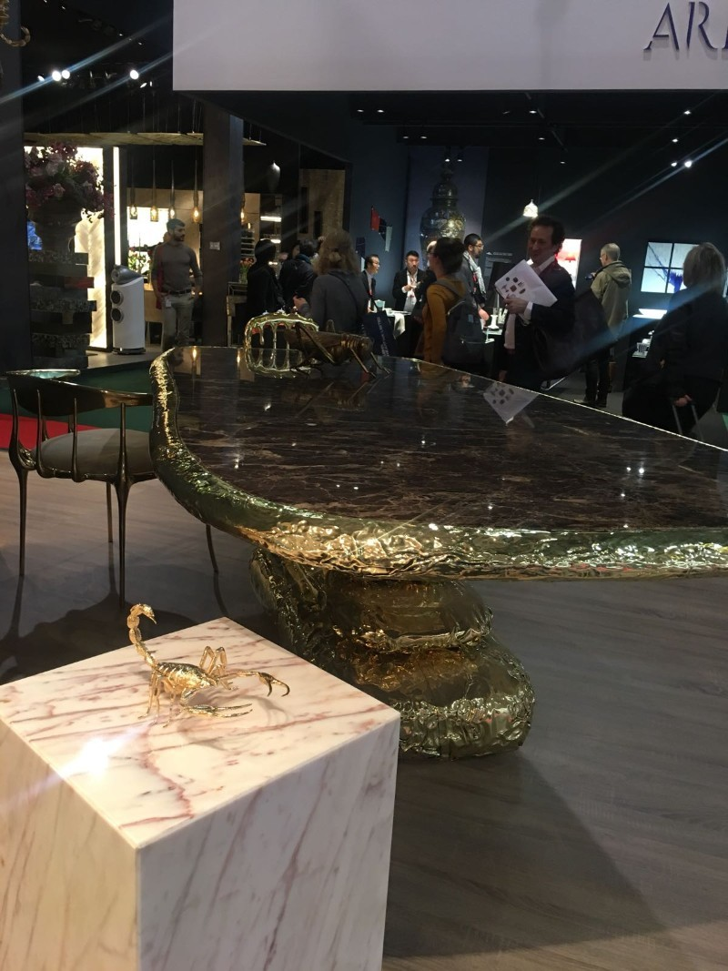 salone del mobile The Best Modern Console Tables at Salone del Mobile 2018 The Best Modern Console Tables at Salone del Mobile 2018 9