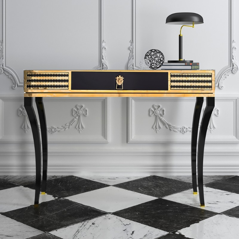 console tables The Most Luxurious Modern Console Tables The Most Luxurious Modern Console Tables 4