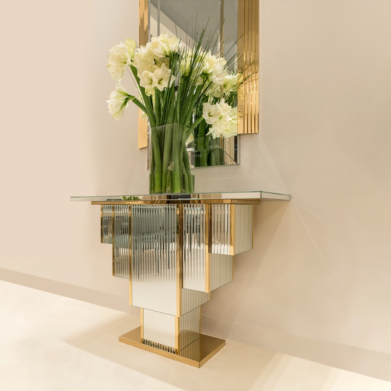 console tables The Most Luxurious Modern Console Tables The Most Luxurious Modern Console Tables 6