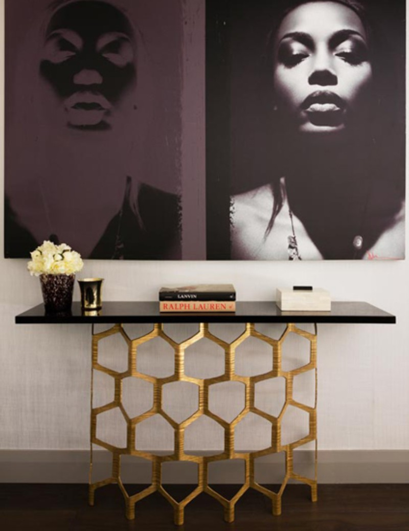console tables console tables The Most Luxurious Modern Console Tables The Most Luxurious Modern Console Tables 7