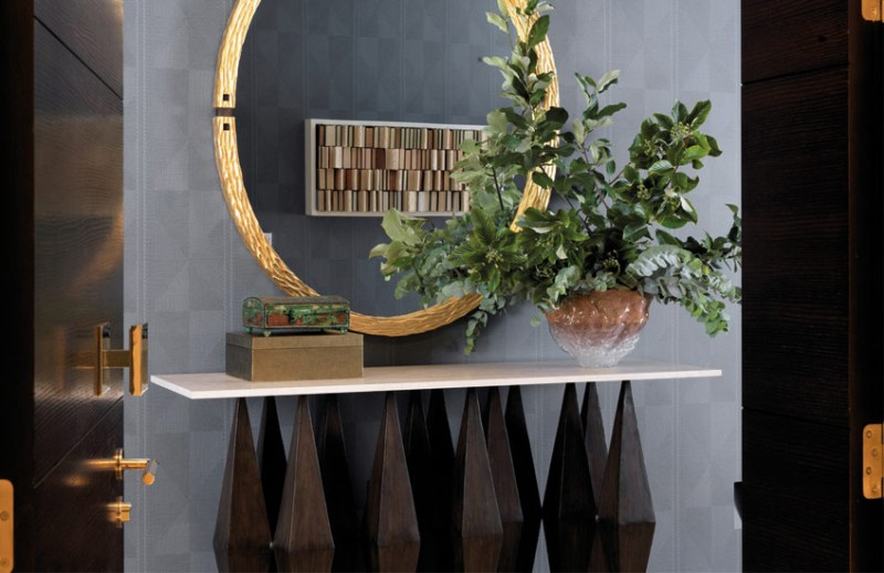 console tables The Most Luxurious Modern Console Tables The Most Luxurious Modern Console Tables 8