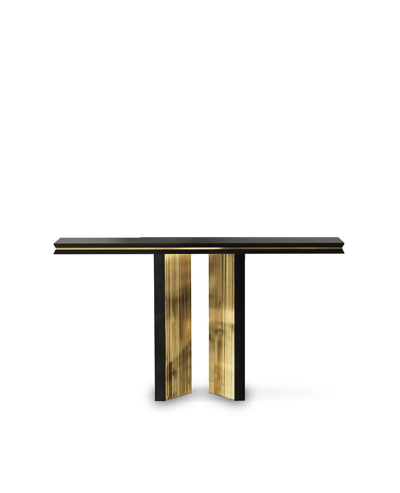 black console tables Top 5 Black Console Tables for your Living Room Top 5 Black console tables for your living room 2 2