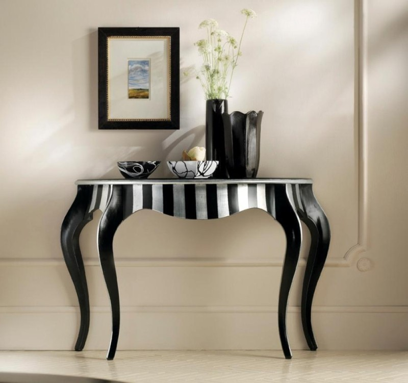 modern console tables 10 Black and White Modern Console Tables 10 Black and White Modern Console Tables 5