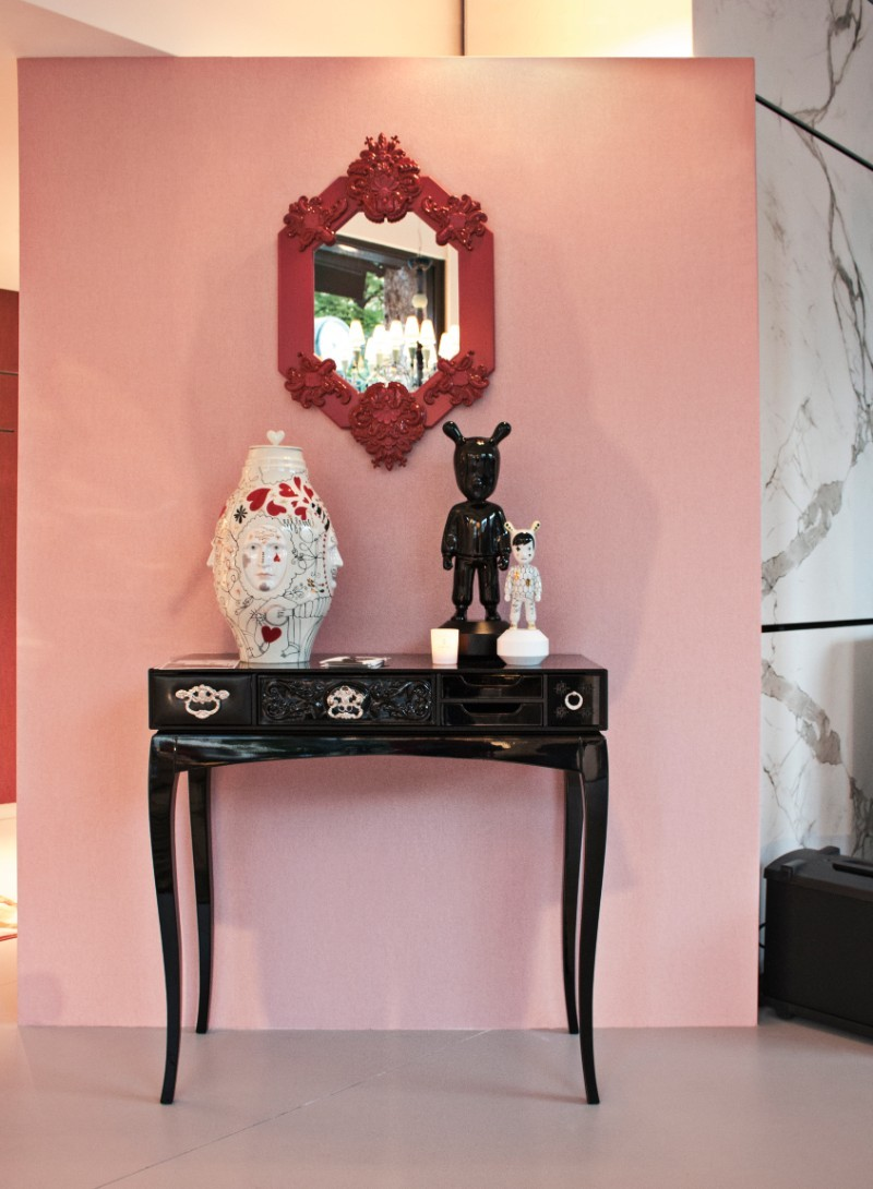 console table How To Style The Perfect Console Table How To Style The Perfect Console Table 11