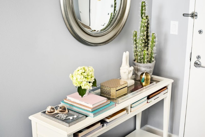 console table console table How To Style The Perfect Console Table How To Style The Perfect Console Table 2