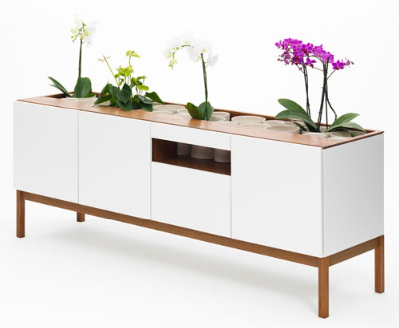 modern console tables modern console tables Modern Console Tables: O Oak Storage Pieces by JiB Design Studio Modern Consoles O Oak Storage Pieces by JiB Design Studio 1