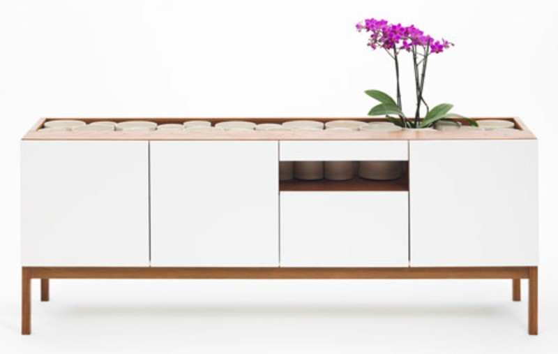 modern console tables modern console tables Modern Console Tables: O Oak Storage Pieces by JiB Design Studio Modern Consoles O Oak Storage Pieces by JiB Design Studio 3