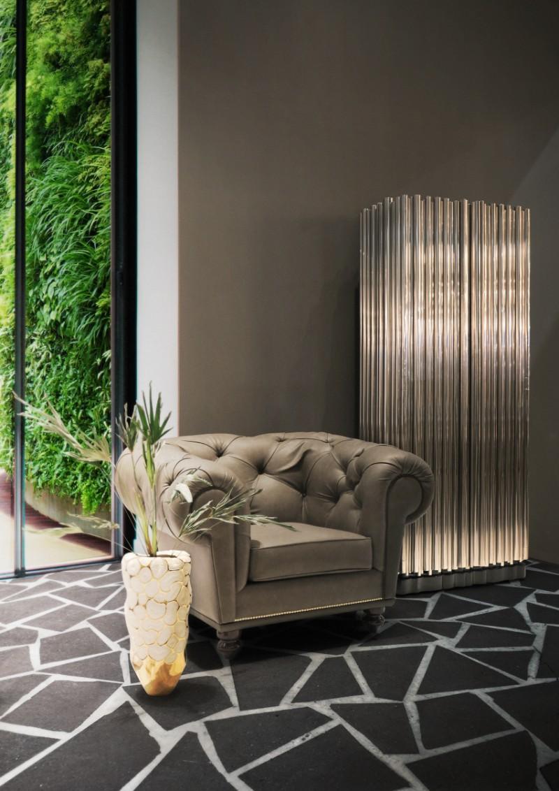 entryway design 8 Entryway Design Ideas For A Summer Decor ambience chesterfield armchair boca do lobo