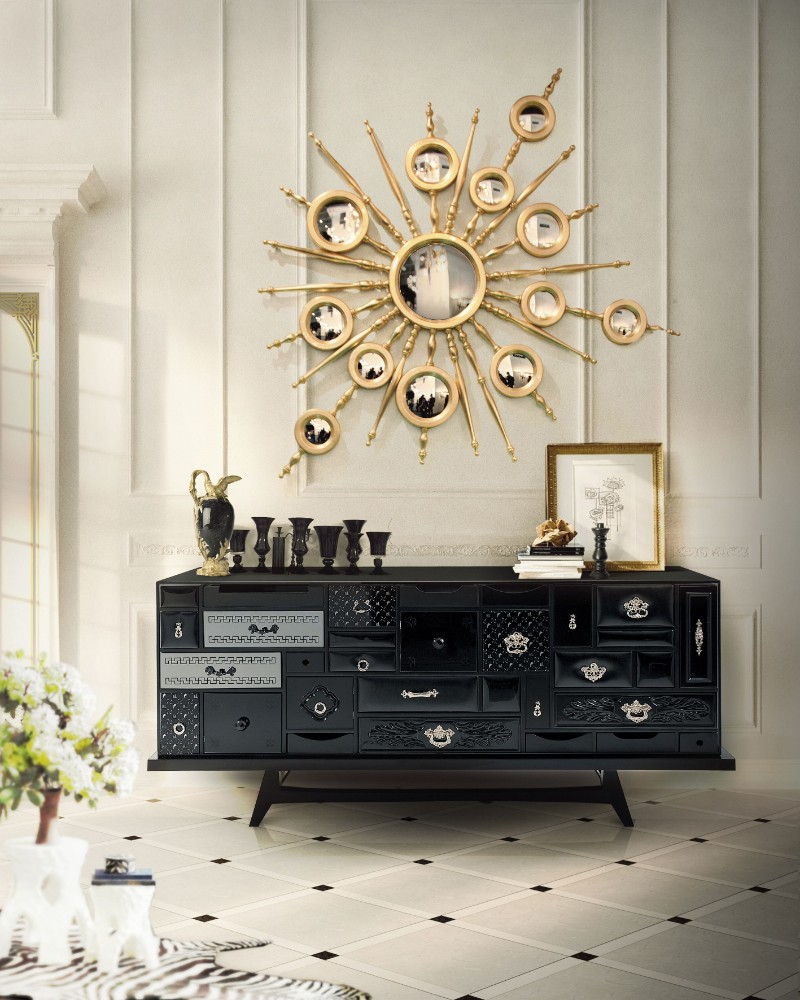 black console tables black console tables Black Console Tables and Sideboards For The Most Luxury Home Decor mondrian preview