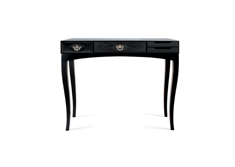 black console tables Black Console Tables and Sideboards For The Most Luxury Home Decor soho console black model1 01