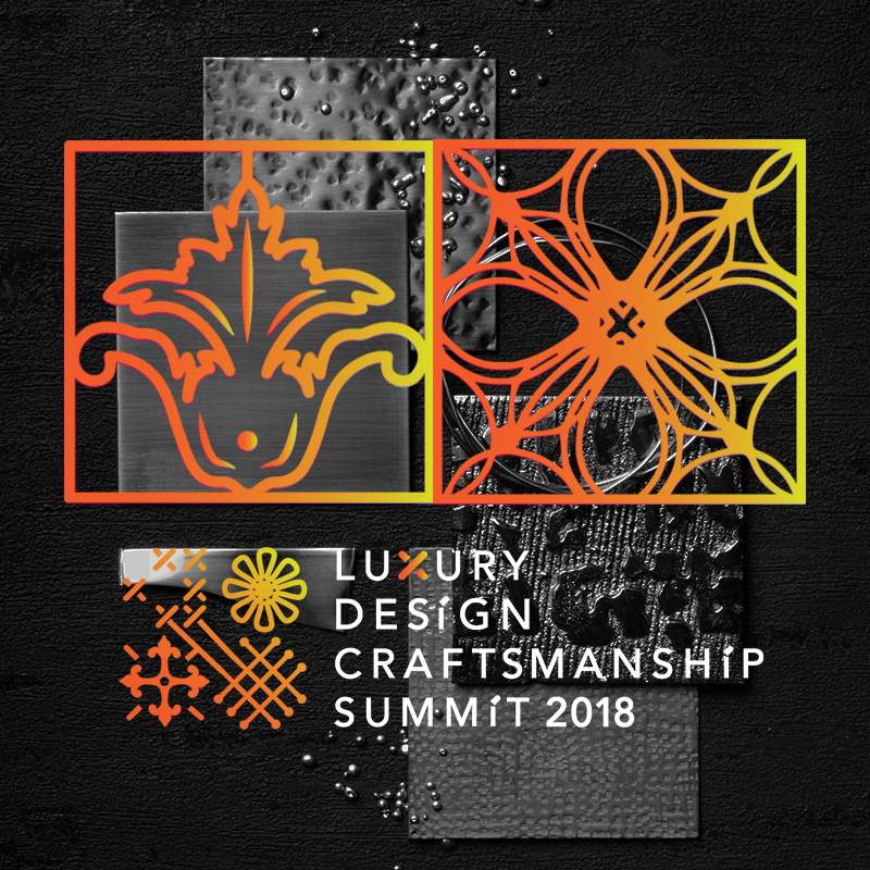 luxury design luxury design Get To Know The Speakers of The Luxury Design & Craftsmanship Summit 18 1