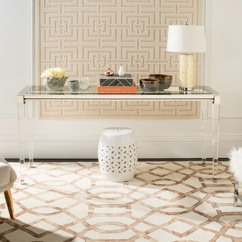 acrylic console tables acrylic console tables Acrylic Console Tables: The Trend you need to know Acrylic Console Tables The Trend you need to know 1
