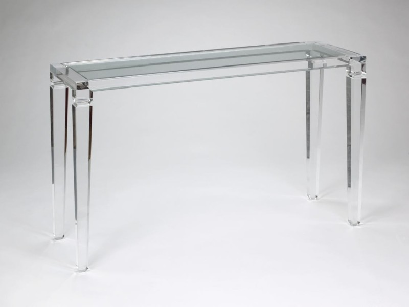 acrylic console tables Acrylic Console Tables: The Trend you need to know Acrylic Console Tables The Trend you need to know 7