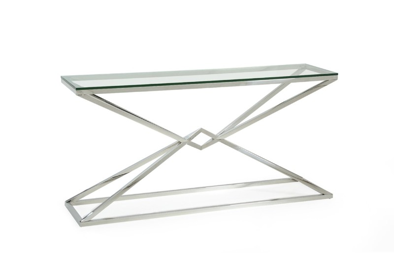 Incredible Steel Console Tables for a Luxury Home console table Incredible Steel Console Tables for a Luxury Home Incredible Steel Console Tables for a Luxury Home 5