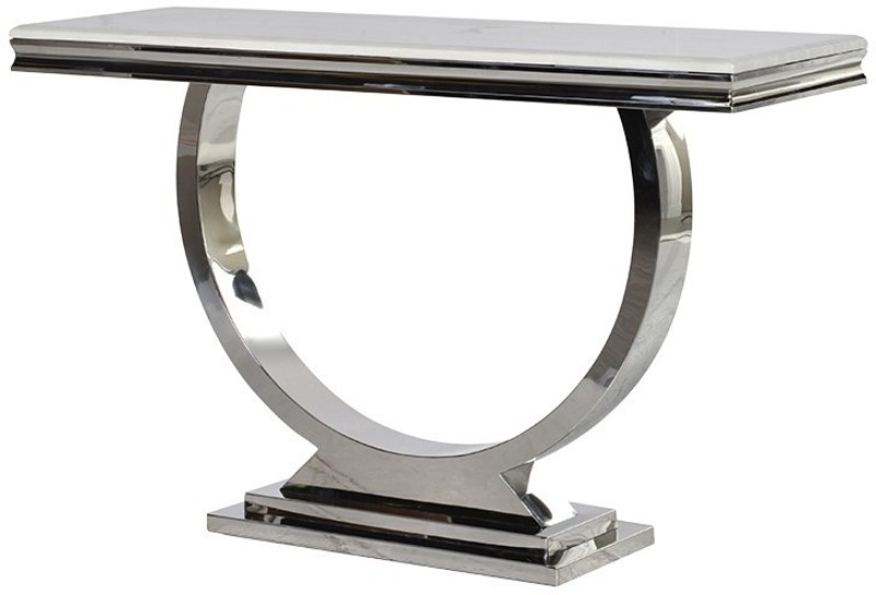 Incredible Steel Console Tables for a Luxury Home
