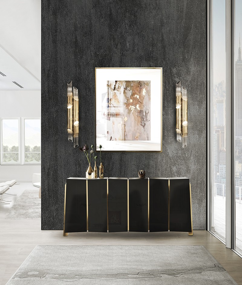 modern console tables The Best Modern Console Tables for a Luxury Entryway The Best Modern Console Tables for a Luxury Entryway 10