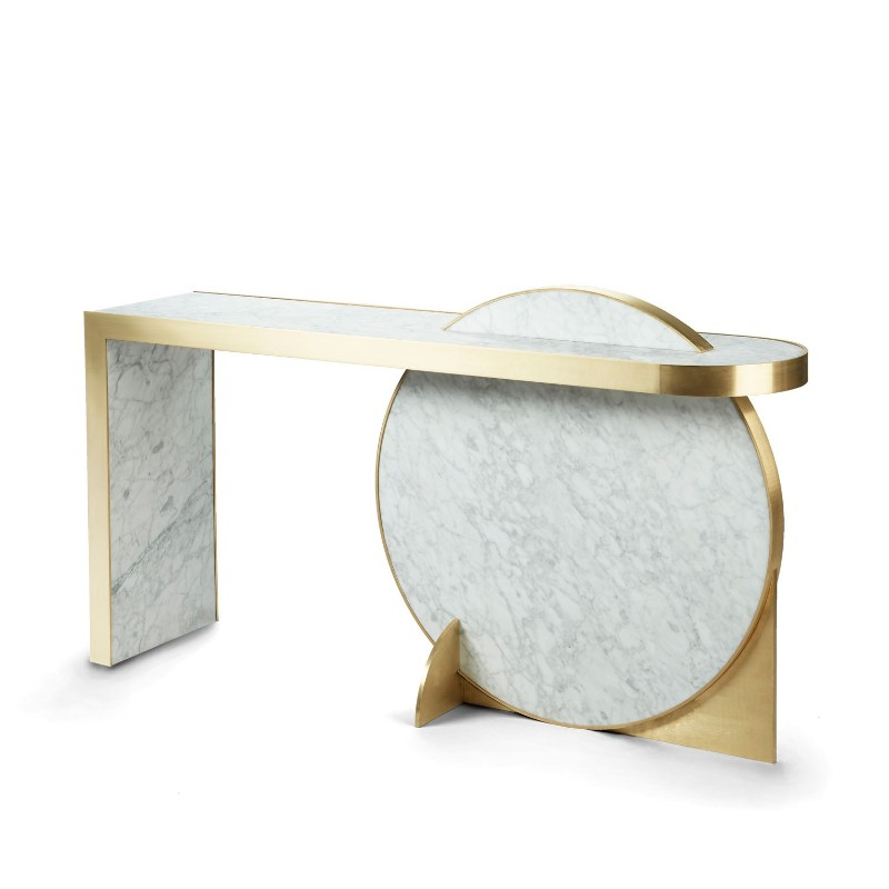 The Collision Console by Lara Bohinc console table The Collision Console Table by Lara Bohinc The Collision Console by Lara Bohinc 5
