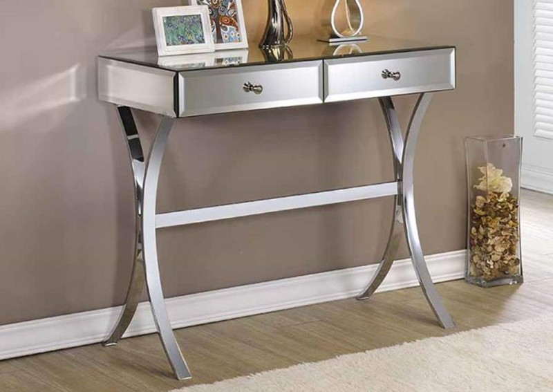 Top 10 Modern Silver Console Tables silver console tables Top 10 Modern Silver Console Tables Top 10 Silver Modern Console Tables 2
