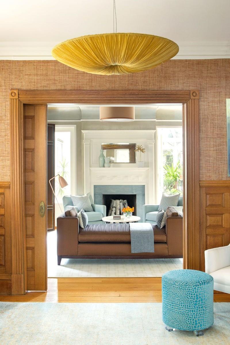 entryway decor ideas 10 Entryway Decor Ideas With Dramatic Lighting lisa tharp design 1525111371