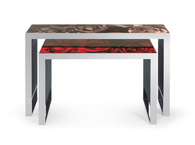 modern console table Modern Console Tables by Roberto Cavalli Console Tables by Roberto Cavalli 2