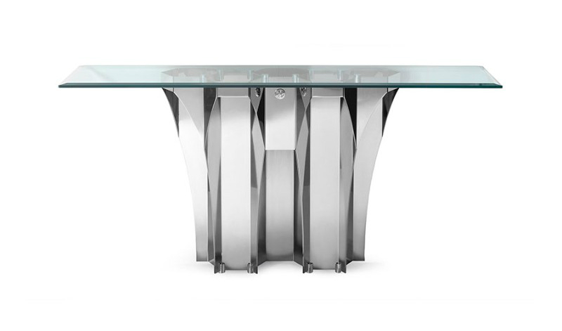 modern console table Modern Console Tables by Roberto Cavalli Console Tables by Roberto Cavalli 6