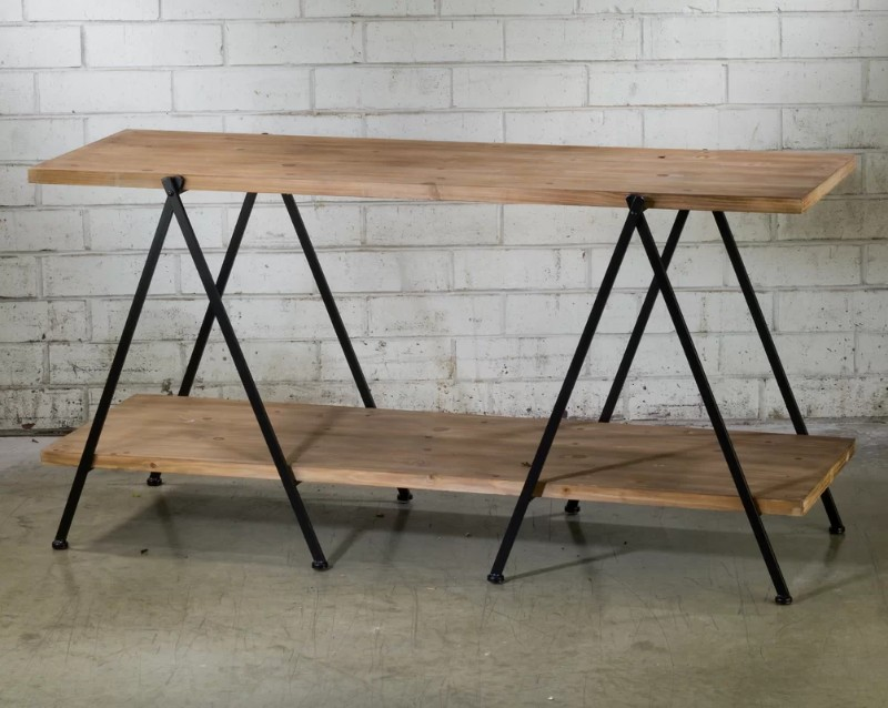Rustic Console Tables that never Passed Out of Fashion rustic console tables Rustic Console Tables that never Passed Out of Fashion ConsoleTable