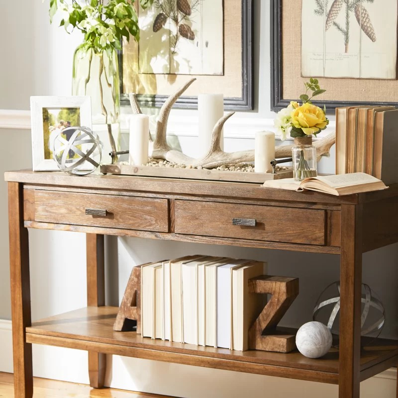 Rustic Console Tables that never Passed Out of Fashion rustic console tables Rustic Console Tables that never Passed Out of Fashion EastPleasantViewConsoleTable