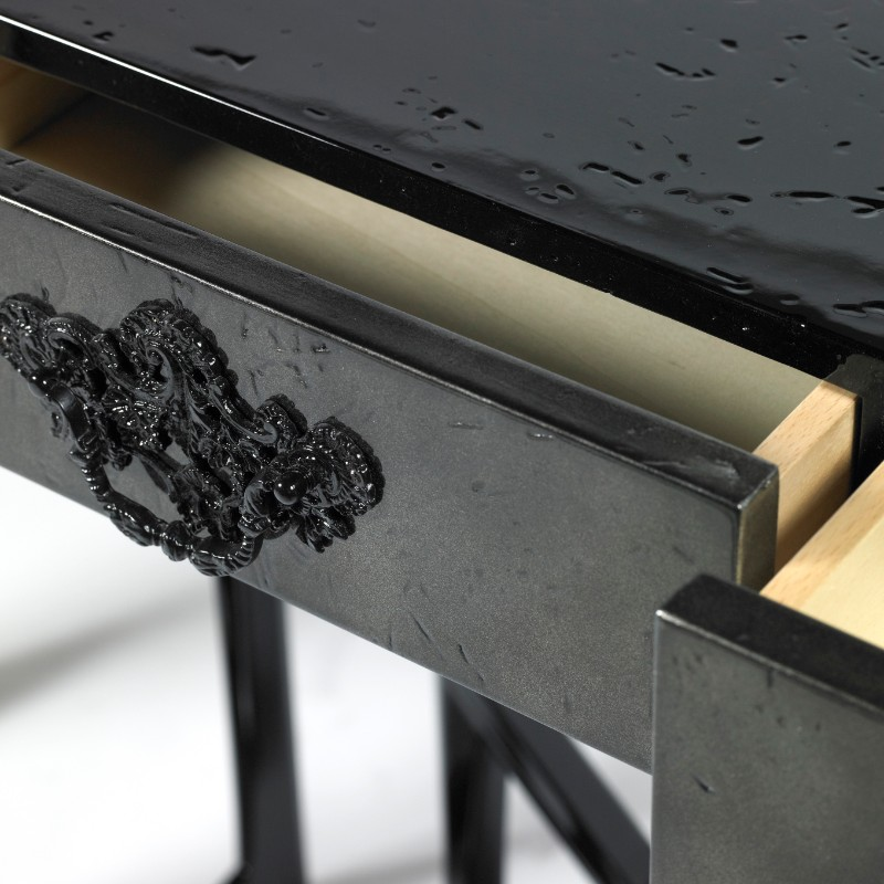 Discover These Ideas to Turn your Console Table into a Bar bar Discover These Ideas to Turn your Console Table into a Bar Metropolis Console Black by Boca do Lobo0